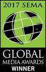 2017 SEMA Global Media Award Winner