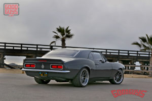 Mike Selvaggio's '67 Camaro RS on Forgeline GT3C Wheels