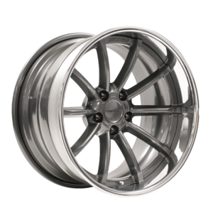 Forgeline ML3C with Pearl Gray Center and Polished Outer