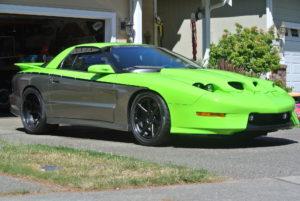 Luca Zahara's 1995 Pontiac Firebird on Forgeline CV3C Wheels