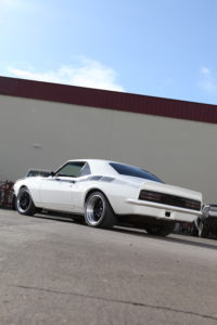 Metalworks Pro-Touring '68 Pontiac Firebird on Forgeline GW3 Wheels