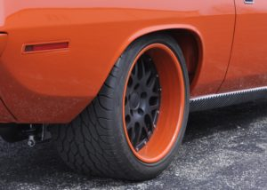 Schwartz Performance 1970 Plymouth Barracuda on Forgeline DE3P Wheels