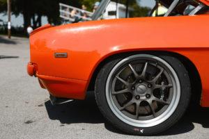 Will Hodge's Twin Turbo '69 Camaro on Forgeline GA3 Wheels