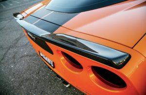 Jimmy Pham's Supercharged C6 Corvette Z06 on Forgeline GZ3 Wheels