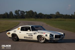 Brian Finch's Pro-Touring 1971 Chevy Camaro on Forgeline GT3C Concave Wheels