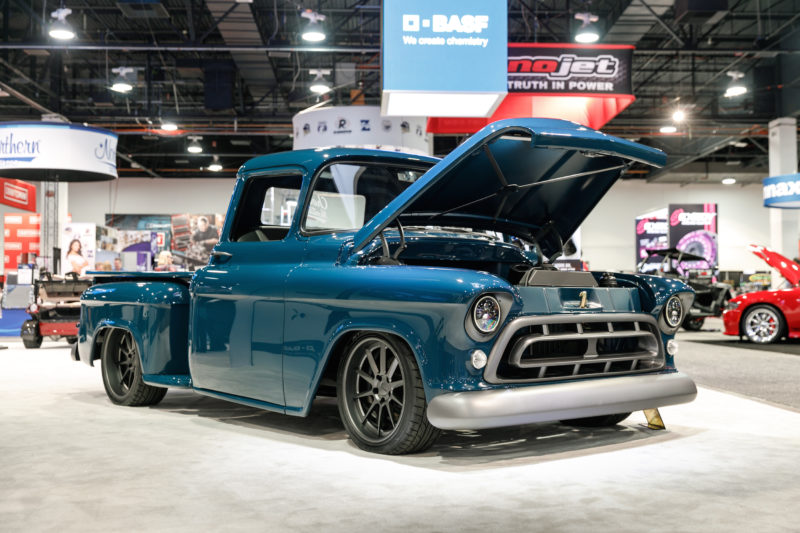 Tell Us About Your SEMA Show Vehicle Forgeline Motorsports - Show wheels on your car