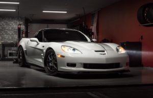 Jason Wallace's Chevrolet Corvette ZR1 on Forgeline GA3 Wheels