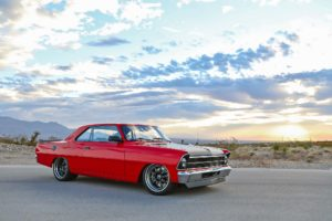 Bob Gawlik's Detroit Speed '67 Chevy II on Forgeline GZ3R Wheels