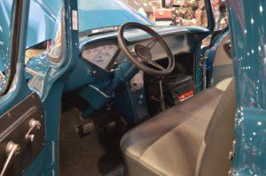 Bogi's Garage 1957 Chevy Montage Truck on Forgeline RB3C Wheels