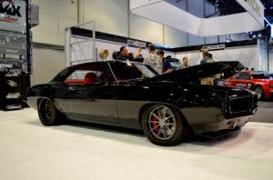 "Steve James' CHC ""Instigator"" '69 Camaro on Forgeline GT3C Concave Wheels"