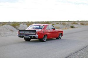 Bob Gawlik's Detroit Speed '67 Chevy II on Forgeline GZ3R Wheels