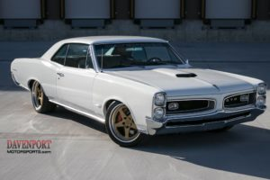 Davenport Motorsports-Built 1966 Pontiac GTO on Forgeline FF3 Wheels