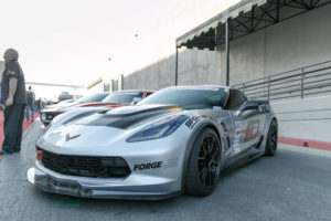JDP Motorsports' C7 Corvette Grand Sport on Forgeline One Piece Forged Monoblock GS1R Wheels