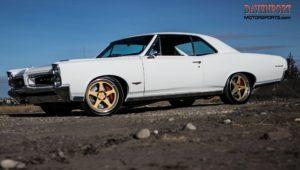 Davenport Motorsports-Built 1966 Pontiac GTO on Forgeline FF3 Wheels