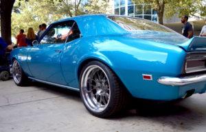 Steve Peterson's Chris Holstrom Concepts-Built '68 Camaro on Forgeline GW3 Wheels