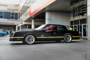 "Barrett-Jackson's ""Project Prestone"" 1987 Chevy Monte Carlo on Forgeline GA3 Wheels"