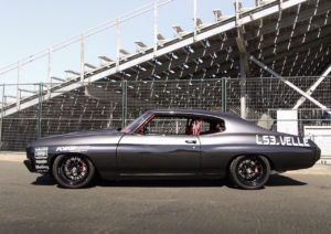 """Robert Ortega's """"LS3.Velle"""" 1970 Chevelle on Forgeline GA3R Wheels"""