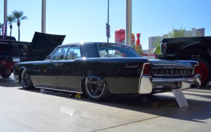 Nick Griot's J-Rod & Custom 1963 Lincoln Continental on Forgeline CF3C Wheels