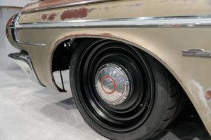 Jesse James' 1500HP Twin Turbo '64 Dodge Polara on Forgeline RS-OE1 Wheels