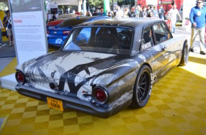 """Flat 12 Gallery's """"Ronin"""" '63 Ford Falcon on Forgeline GT3C Concave Wheels"""