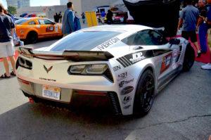 JDP Motorsports' C7 Corvette Grand Sport on Forgeline One Piece Forged Monoblock GS1R Wheels