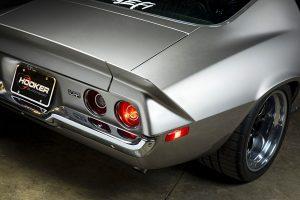 Tom Tomlinson's 1973 Camaro on Forgeline GA3 Wheels