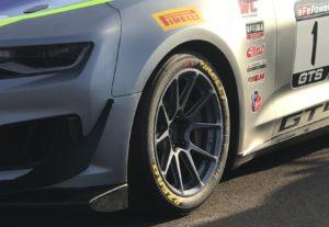 Forgeline One PIece Forged Monoblock GS1R Wheels on Lawson Achenbach's Blackdog Speed Shop Camaro GT4.R