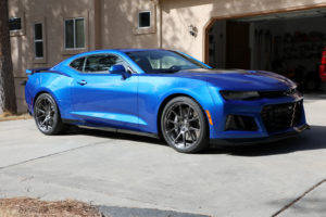 Mark's 6th-Gen Chevrolet Camaro ZL1 on Forgeline One Piece Forged Monoblock GA1R Wheels