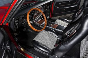 Patrick Darling's Pro-Touring '68 Camaro on Forgeline GA3R Wheels