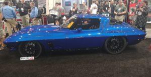 "Baer Brakes' ""RS63"" Roadster Shop-Built '63 Corvette on Forgeline DE3C-SL Wheels"