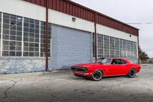 Patrick Darling's Pro-Touring '68 Camaro on Forgeline GA3R Wheels