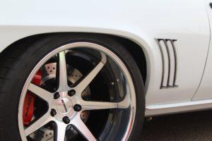 Shane & Erika Estes' Supercharged '69 Camaro on Forgeline CV3C Concave Wheels