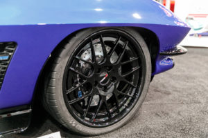 "Baer Brakes' ""RS63"" Roadster Shop-Built '63 Corvette on Forgeline DE3C-SL Wheels"