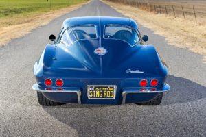 Heartland Customs' 1963 Corvette Stingray on Forgeline VX3C Wheels