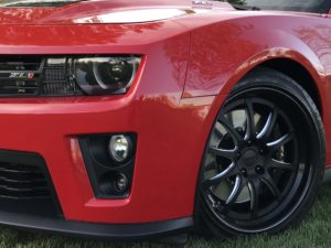 Anthony Simpson's 2013 ZL1 Camaro on Forgeline GZ3 Wheels