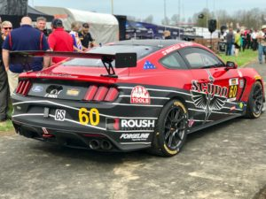 KohR Motorsports #60 Ford Mustang GT4 Wins at Mid-Ohio
