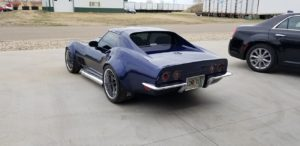 Eric Fleming's 650HP LT4-Powered '71 Corvette on Forgeline ML3C Concave Wheels