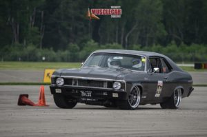 Jeff Cleary's Pro-Touring 1970 Chevy Nova on Forgeline GZ3 Wheels
