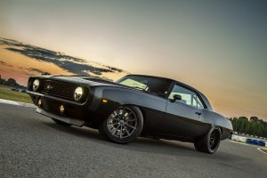 Tommy Franklin's Pro-Touring 1970 Chevrolet Camaro on Forgeline Dropkick Wheels