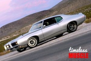 Tony Madonia's '69 Pontiac GTO on Forgeline GT3C Wheels