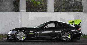 Ryan Frankenfield's Dodge Viper on Forgeline AL300 Wheels