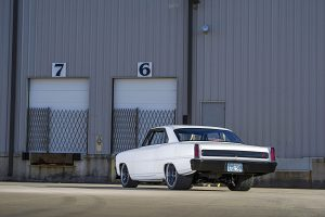 Gerald Goad's 1966 Chevrolet Nova on Forgeline RB3C Wheels