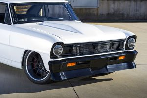 Gerald Goad's 1966 Chevrolet Nova on Forgeline RB3C Wheels