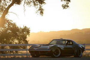 """Garrett Randall's """"Rambo"""" 1970 Corvette Stingray on Forgeline GA3R Wheels"""
