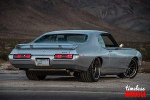 Tony Madonia's '69 Pontiac GTO on Forgeline GT3C Wheels