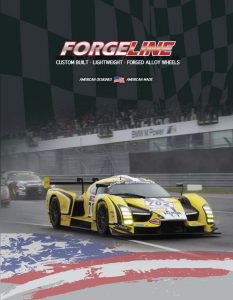 Forgeline 2018 Catalog Cover