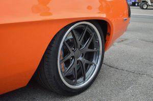 Bent Metal Customs 1969 Camaro on Forgeline VX3C Wheels