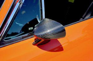 Snakepit Customs Project Oculus '67 Pontiac Firebird on Center Locking Forgeline DE3C Concave Wheels