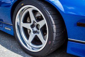 "Detroit Speed's ""DSE-Z"" 1987 Chevrolet Camaro on Forgeline FF3C Open Lug Wheels"