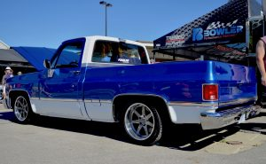 Bowler Performance Transmissions' 1986 GMC Sierra Shop Truck on Forgeline CV3C Wheels